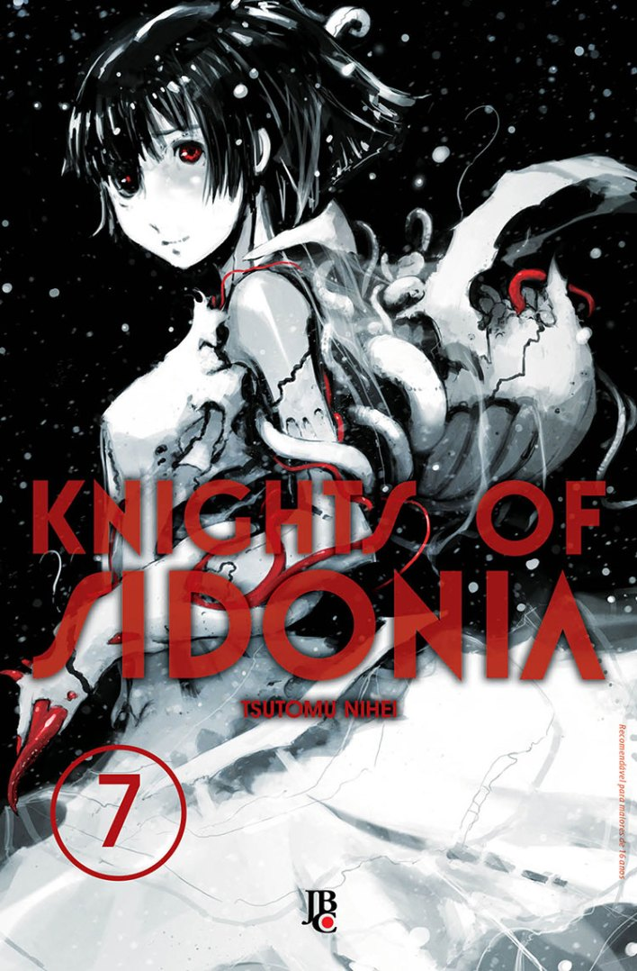 Knights of Sidonia 07 Capa_p