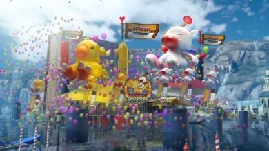 Photo of 1º DLC de Final Fantasy XV chega antes do natal, e tem carnaval em janeiro!