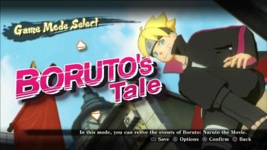Foto de Naruto Ultimate Ninja Storm 4 Road to Boruto já está disponível