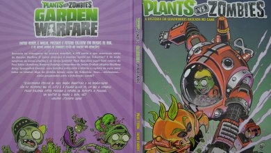 Foto de Plants vs Zombies Garden Warfare | Impressões da Graphic Novel!