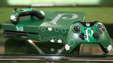 Foto de Xbox One | Edição limitada comemora os 102 anos do Palmeiras