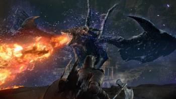 Dark Souls III The Ringed City Enemy_Dark_Dragon
