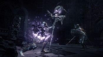Dark Souls III The Ringed City Weapon_Crucifix