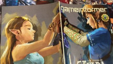 Photo of Minipost | Game Informer #7 – The Legend of Zelda: Breath of the Wild