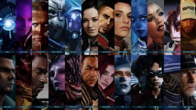 Photo of Mass Effect   Como foi bom ser um N7!