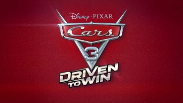 Cars 3 Driven to Win Logo