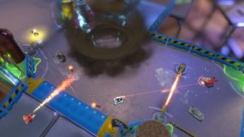 Micro Machines World Series 001