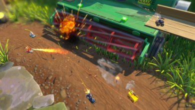 Foto de Micro Machines World Series tem trailer multiplayer revelado