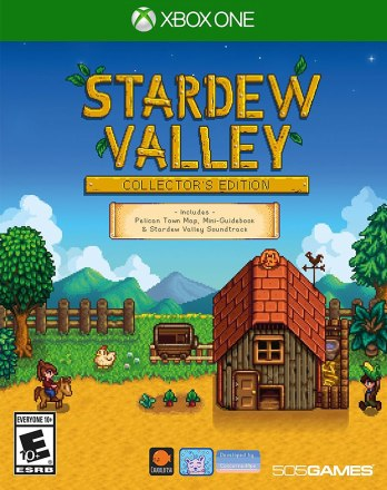 Stardew Valley Collector's Edition XO