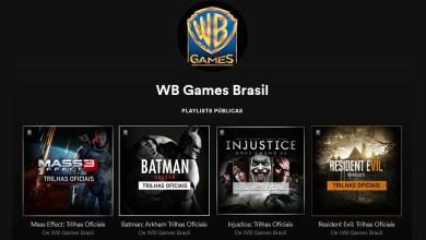 Foto de A trilha do seu game: WB Games e Spotify fecham parceria