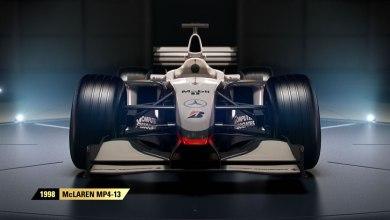 Photo of F1 2017 tem o primeiro trailer de gameplay e os últimos carros clássicos revelados