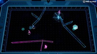 Laser League 006