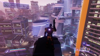 Foto de Agents of Mayhem | Menos Saints Row, mais Crackdown (Impressões)