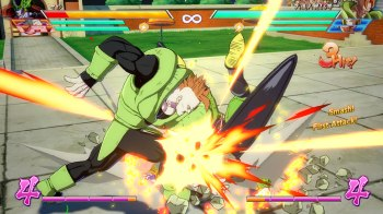 Dragon Ball FighterZ - Android 16 (1)