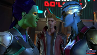 Foto de Terceiro episódio de Guardiões da Galáxia da Telltale já está disponível