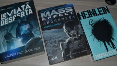 Photo of Livros, universos e adaptações | Leviatã Desperta, Mass Effect Andromeda e Tropas Estelares