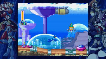 Mega Man Legacy Collection 2 - 022