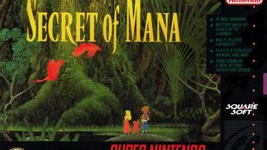 Foto de Secret of Mana, de 1993, retorna com novos gráficos em 2018