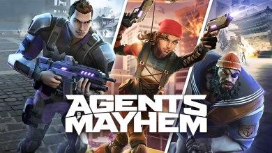 Foto de Agents of Mayhem | O último remix da sensação internacional e coração da LEGION, August Gaunt
