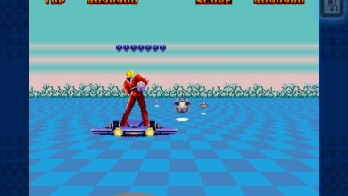 Photo of Sega Forever te leva de volta para o futuro com Space Harrier II