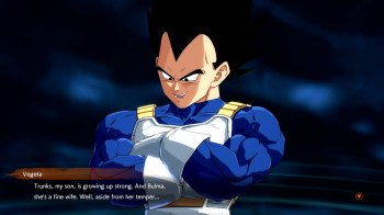 Dragon Ball FighterZ - Story Mode - Link System (2)