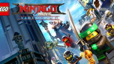 Foto de Os ninjas estão na área! Anúncio do lançamento de LEGO NINJAGO O Filme Videogame
