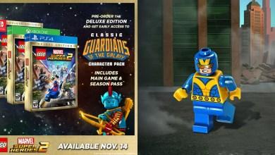 Foto de Versão física da Edição Deluxe de LEGO Marvel Super Heroes 2 será lançada no Brasil