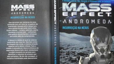 Photo of Livro | Mass Effect Andromeda: Insurreição na Nexus (Indicação & Trechos)