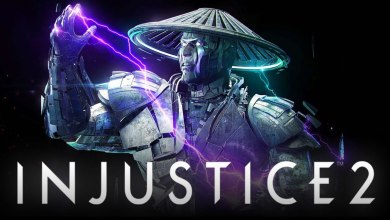 Photo of Raiden, o Deus do Trovão, está chegando às arenas de Injustice 2