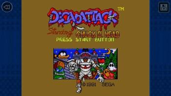 SEGA Forever - Decap Attack 01