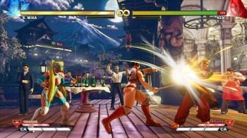 Street Fighter V Arcade Edition 005