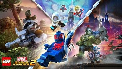 Foto de WB Games anuncia o lançamento de LEGO Marvel Super Heroes 2