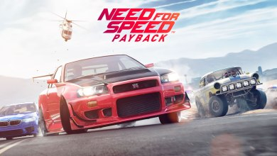 Foto de Experimente momentos cheios de ação em Need for Speed Payback, já disponível