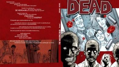 Photo of Série de quadrinhos The Walking Dead será relançada pela Panini