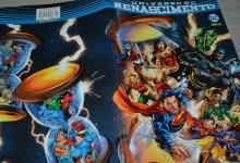 Foto de Volume Único | Pontapé inicial do Universo DC Renascimento!