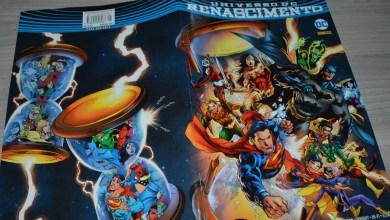 Photo of Volume Único | Pontapé inicial do Universo DC Renascimento!