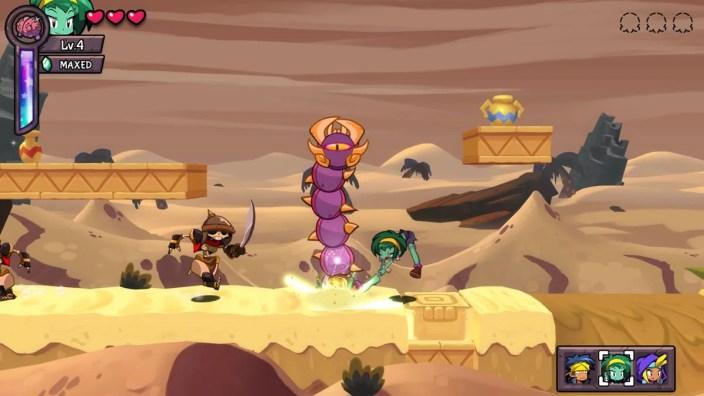 Shantae Half-Genie Hero Friends to the End 009