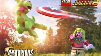 Photo of Anúncio do conteúdo Campeões e Guardiões da Galáxia Vol. 2 para LEGO Marvel Super Heroes 2