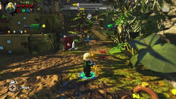 LEGO NINJAGO O Filme Video Game (15)