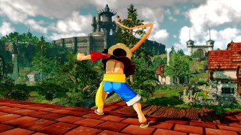 One Piece World Seeker - Gumgum_moveset_14