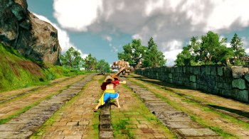 One Piece World Seeker - catch_attack_14