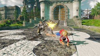 One Piece World Seeker - marinebase_battle_3