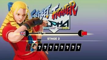 Street Fighter V Arcade Edition - Arcade Mode 4