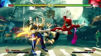 Street Fighter V Arcade Edition - Extra Battle 2 Rashid VJ