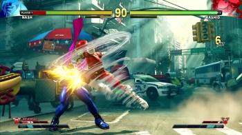 Street Fighter V Arcade Edition - Extra Battle 3 Rashid VJ