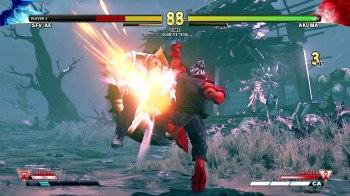 Street Fighter V Arcade Edition - Extra Battle 6 Shin Akuma
