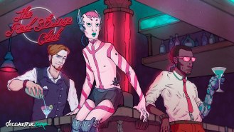 The Red Strings Club - Art_Bartending