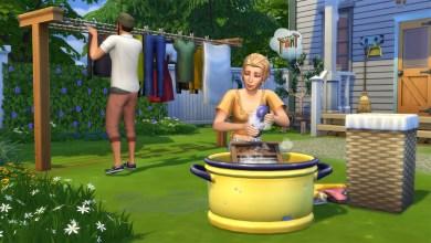 Foto de The Sims 4 Dia de Lavar as Roupas já está disponível para PC e Mac