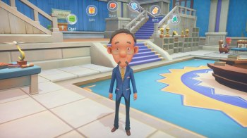 My time at Portia - Chatting