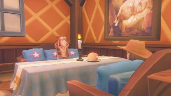 My time at Portia - Date